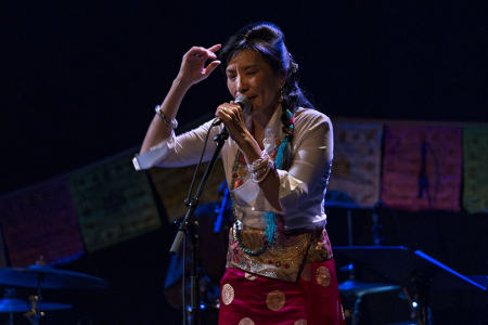 Dechen Shak-Dagsay & Ensemble